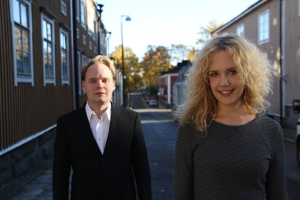 Aapo Heinonen & Sanna Ruohoniemi Photo: Sami Tainio